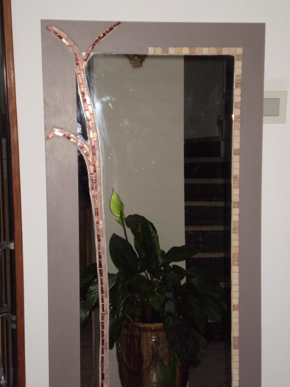 Mosa que le miroir incrust mosa ques artisanales for Chez merie le miroir